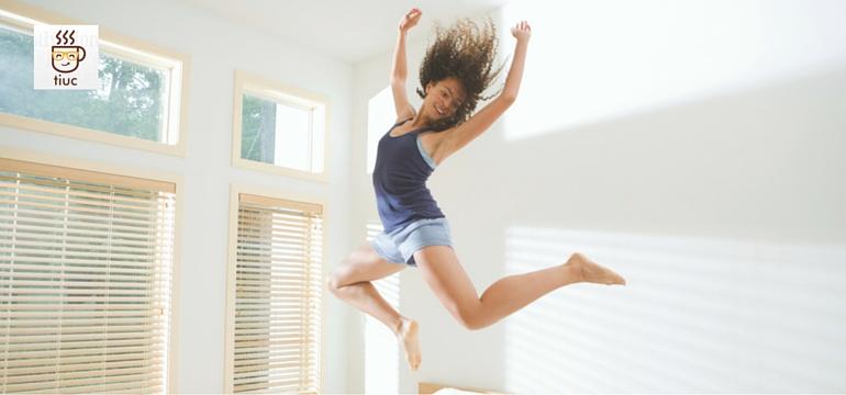 18 consejos para despertarte más feliz por las mañanas