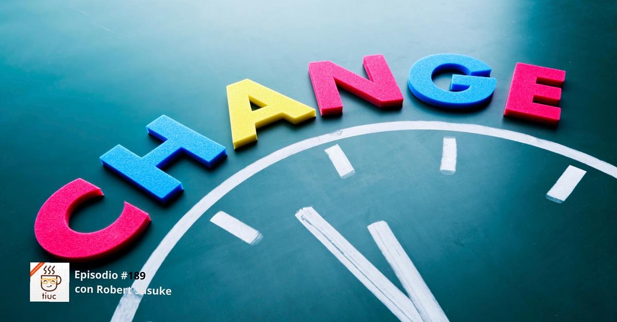 10 pasos para iniciar el cambio que deseas