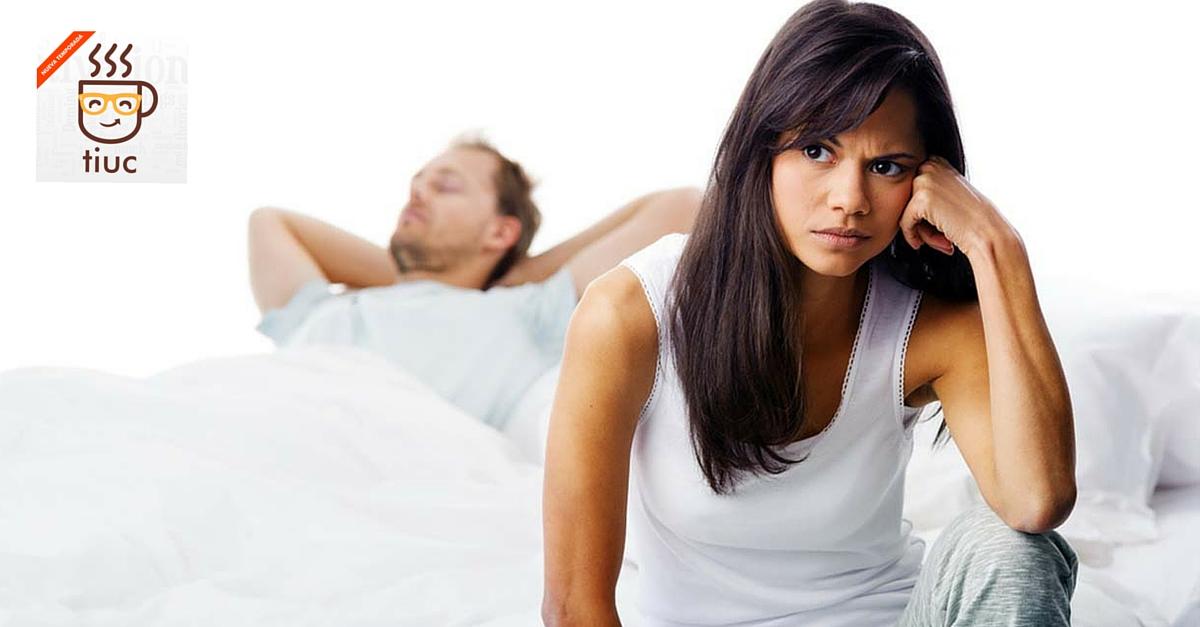 5 causas comunes del mal humor en tu pareja