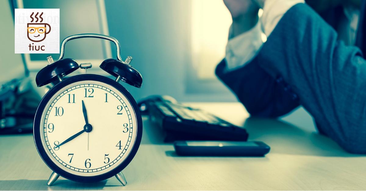 7 aspectos psicológicos que te roban tiempo cada día
