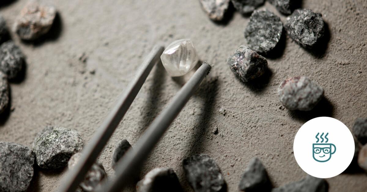 El Diamante que se creyó piedra