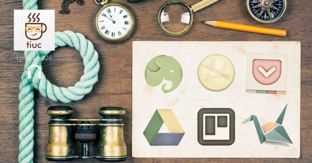 TIUC326. Emprende: Las 19 +1 Aplicaciones para ser Más Productivo