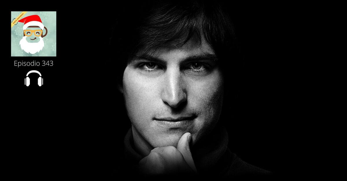 Las 3 historias que Steve Jobs quiere que conozcas para ser feliz