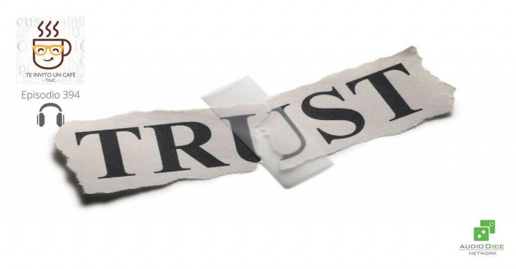 Pistantrofobia o cuando te Cuesta Confiar en los Demás