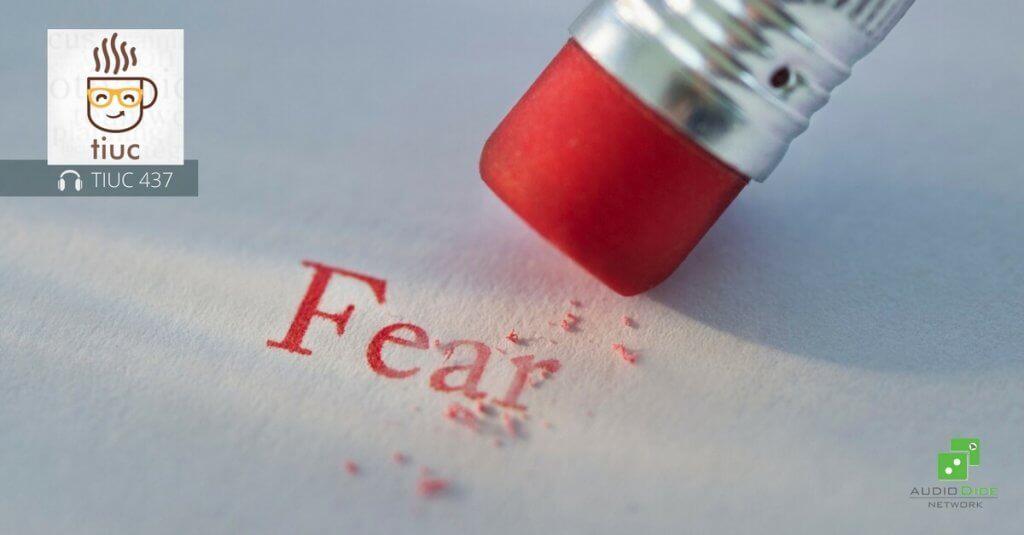 El miedo no se quita…