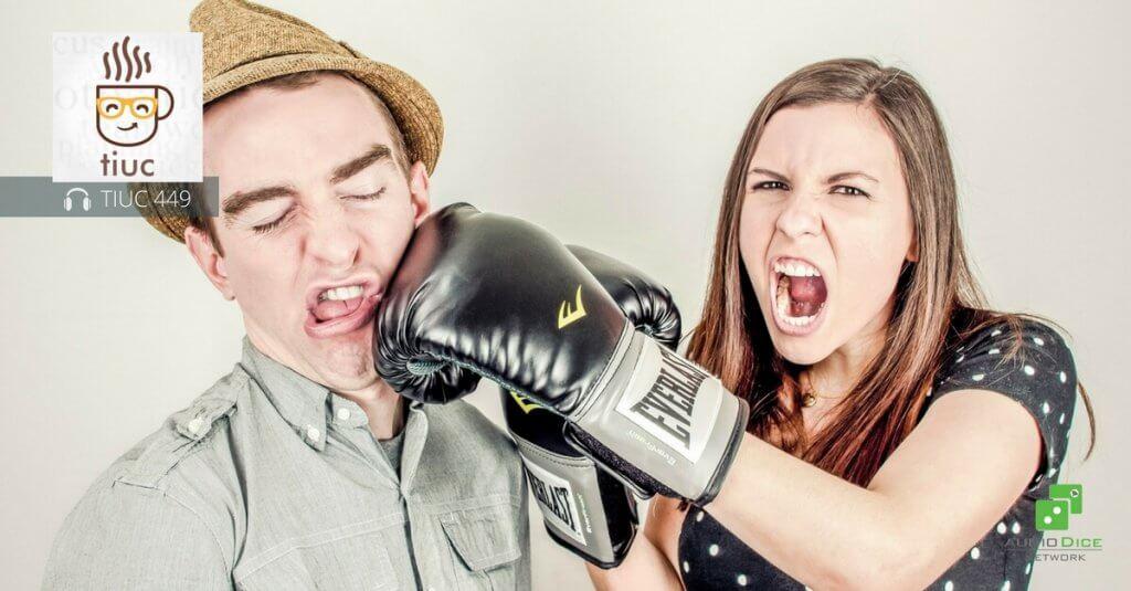 Aprende a Discutir en 7 Pasos