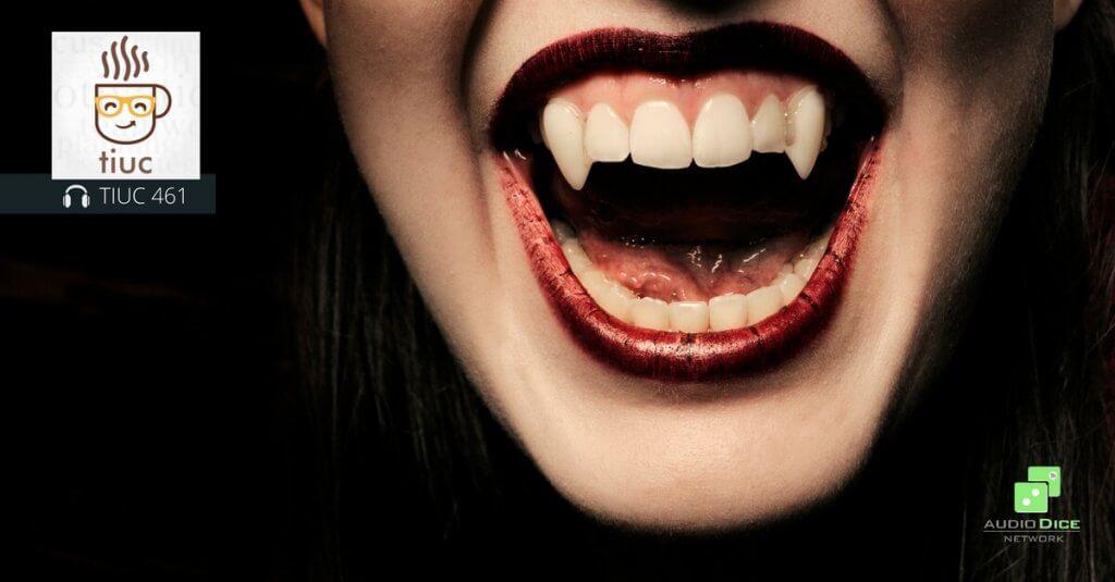 TIUC461. Cómo protegernos de los Vampiros Emocionales